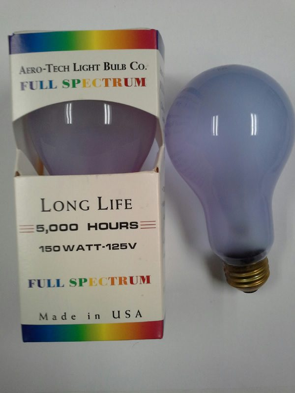 Neodymium Full Spectrum Light Bulb